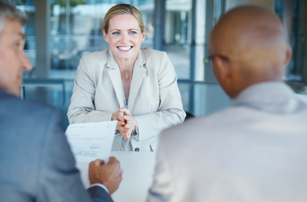 William Almonte - How To Present Yourself In Front Of The Recruiters
